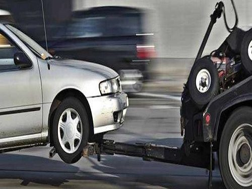 Towing Services - Light Duty Vehicles