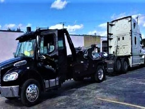Towing Services Heavy Duty