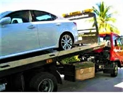 Towing Services Flatbed Tow Trucik