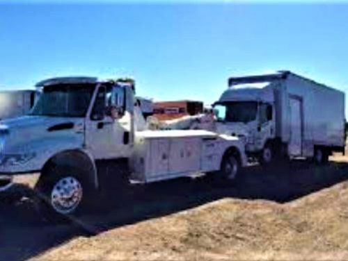 Towing Services Medium Duty Vehicles